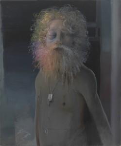 Dude of Sorrows by Lisa Yuskavage 2015