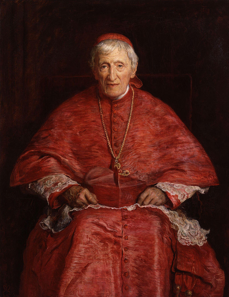 NEWMAN, John Henry Cardinal Deacon