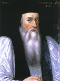 Cranmer (Unkown Artist_