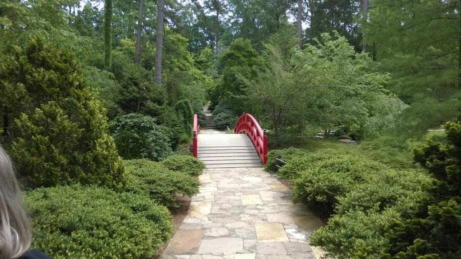 Path in the Japeneese Garden