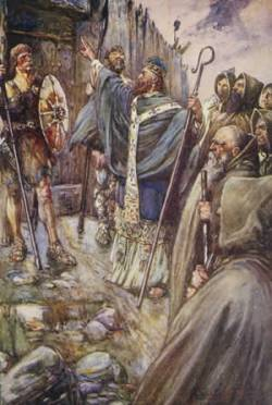 Saint Columba Apostle to the Picts