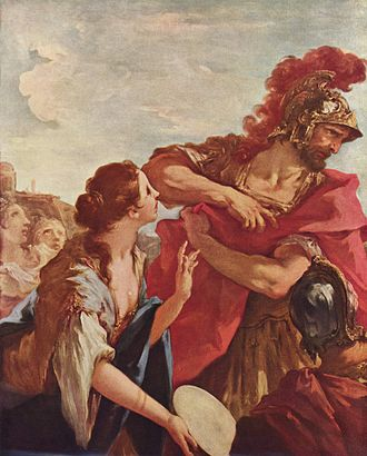The Return of Jephtah