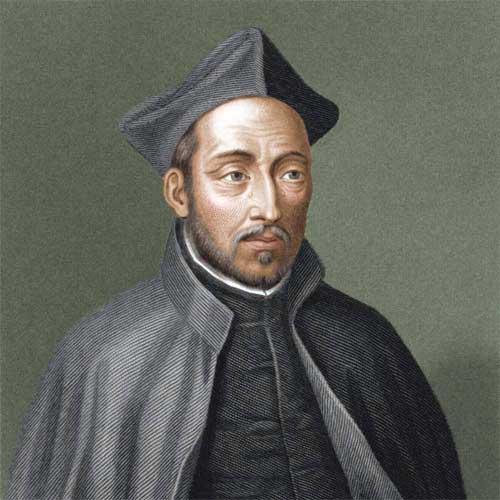 Saint Ignatius of Loyola 2